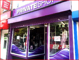 Licensed sex store in Hull selling R18 DVDs, sex toys and adult mags
