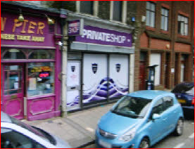 Licensed sex shop in Staffordshire