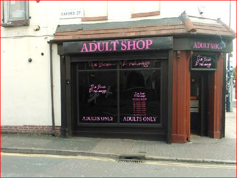 Licensed sex shop in Birmingham selling vibes, sex toys, room aromas and DVDs