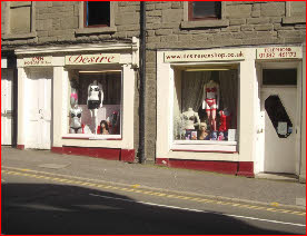 Dundee licensed sex shop